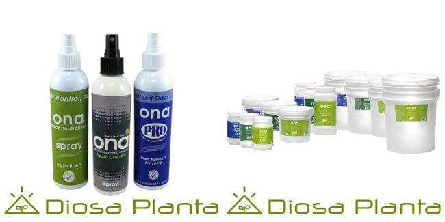 Productos antiolor para marihuana