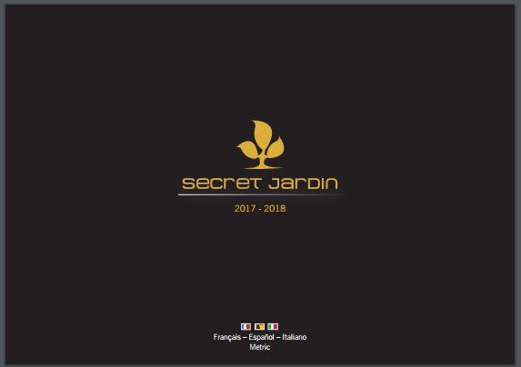 Catálogo Secret Jardin DESCARGAR