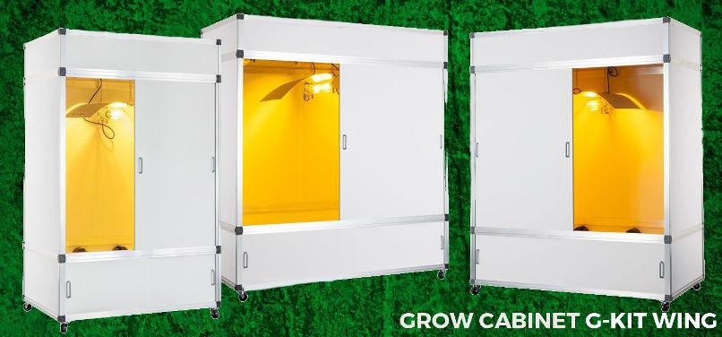 aRMARIOS Grow Cabinet G-TOOLS