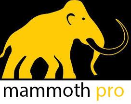 Mammoth Pro Logo