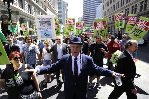 Steve DeAngelo activista pro marihuana