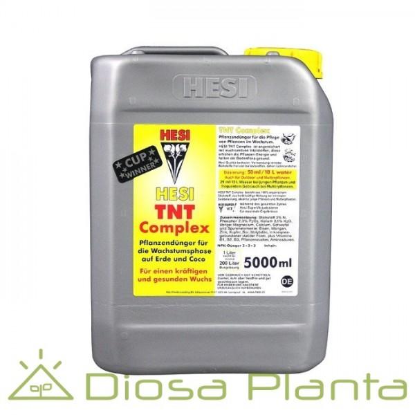 Hesi TNT crecimiento (5 y 10 litros)
