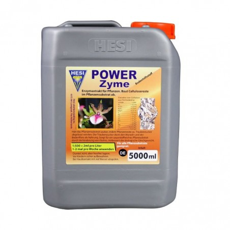 Hesi Power Zyme de 2,5 , 5 y 10 litros