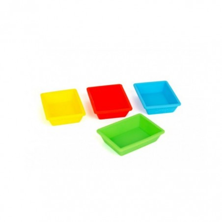 Bandeja de silicona pequeña Nogoo (BHO)