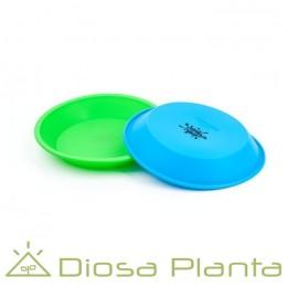 Plato de silicona redondo Nogoo (BHO)