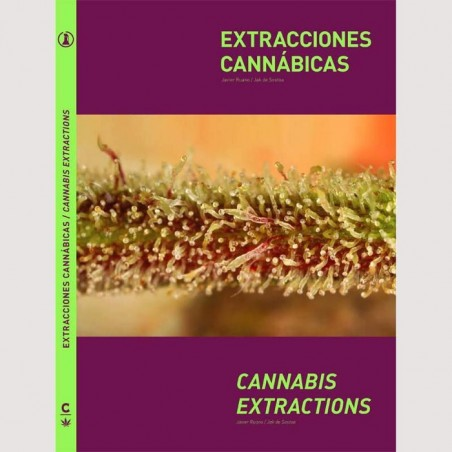 Libro de extracciones cannábicas (Medical Seeds)