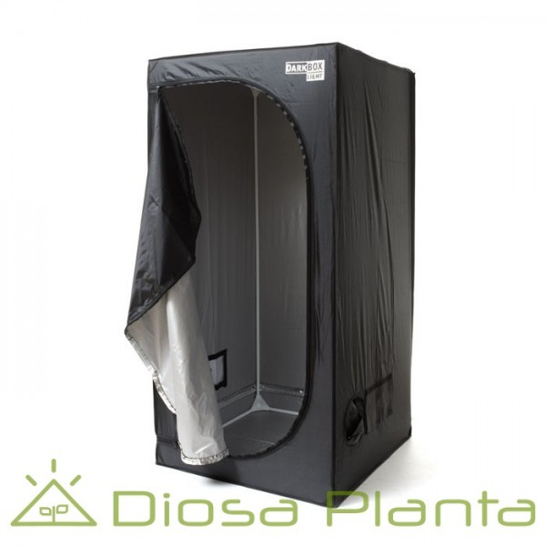 Armario de cultivo Dark Box light DBL100