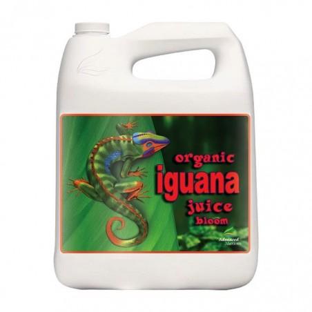 Organic Iguana Juice Bloom de 5 litros
