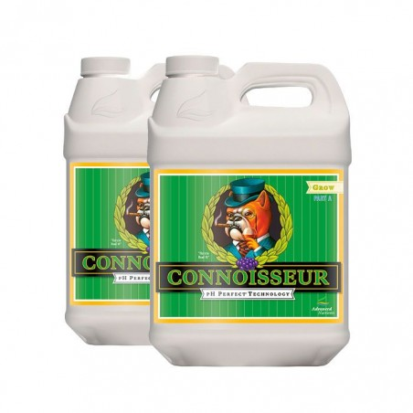 Connoisseur Grow A+B - PH Perfect 5 y 10 l