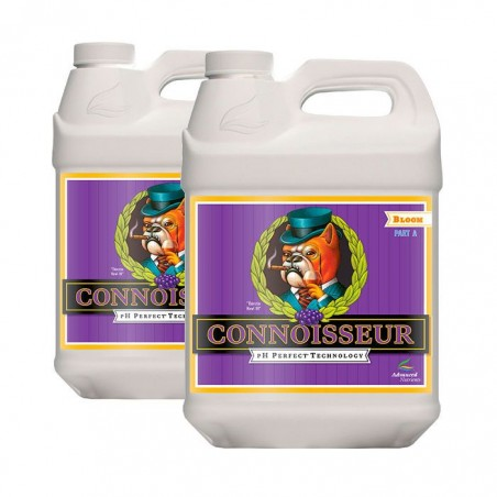 Connoisseur Bloom A+B - PH Perfect 5 y 10 l