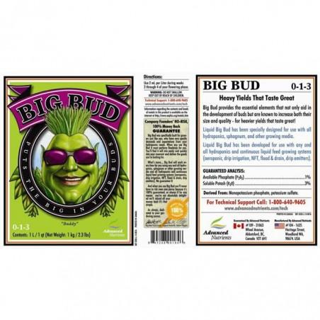 Big Bud (líquido)