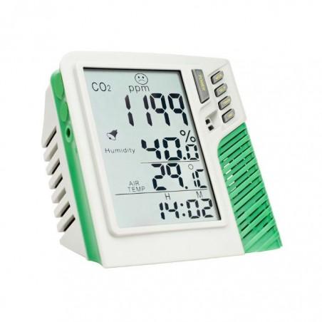 Medidor de Co2 VDL (temperatura y humedad)