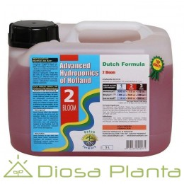 Dutch Formula 2 Bloom 5,10 y 20 litros