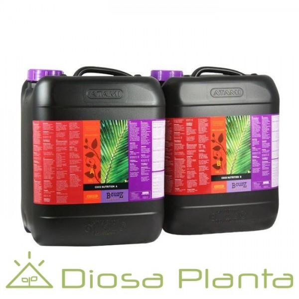 Coco A y B  B´Cuzz (Atami) 5 y 10 litros