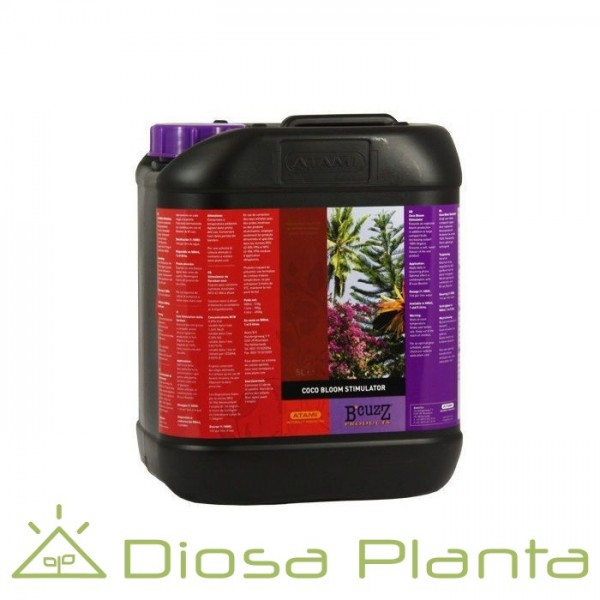 Coco Bloom Stimulator B´cuzZ (ATAMI) 5 litros