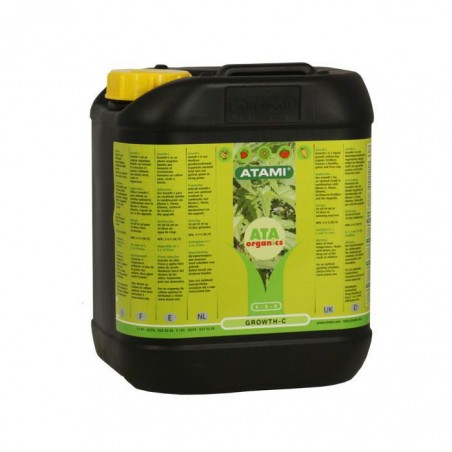 Growth C ATA Organics de 5 litros