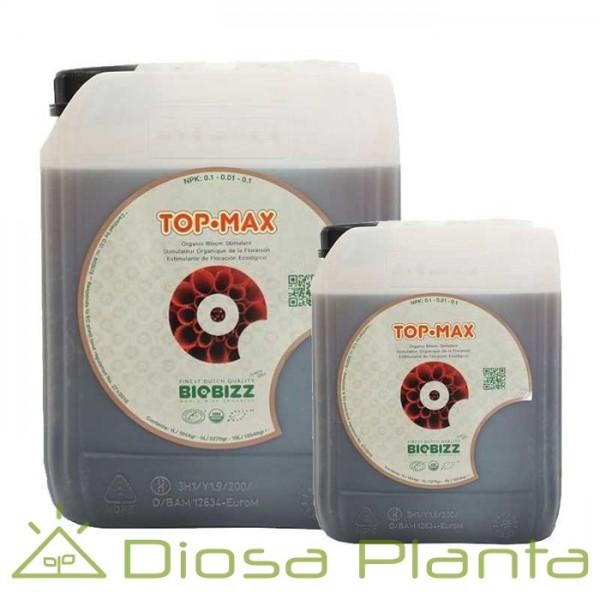 Top Max (Biobizz) 5 y 10 litros