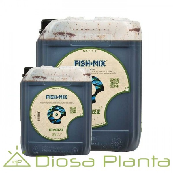 Fish Mix (Biobizz) 5 y 10 litros