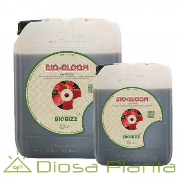 Bio Bloom 5 y 10 litros (Biobizz)