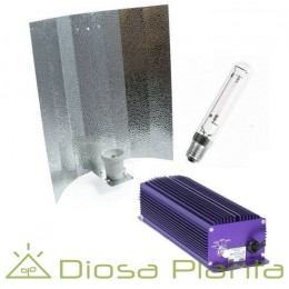 Kit completo Lumatek regulable 600W