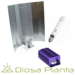 Kit completo Lumatek regulable 250W