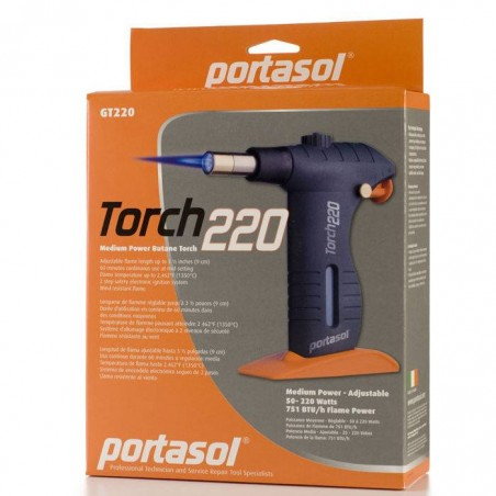 Mechero soplete Torch 220 Portasol