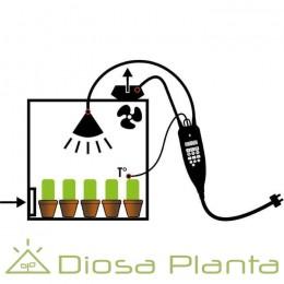 Nano Grow controlador