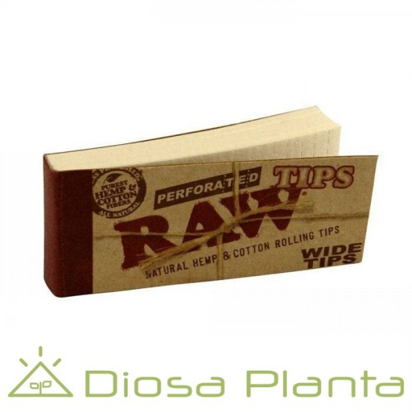 Filtros Raw Wide Tips