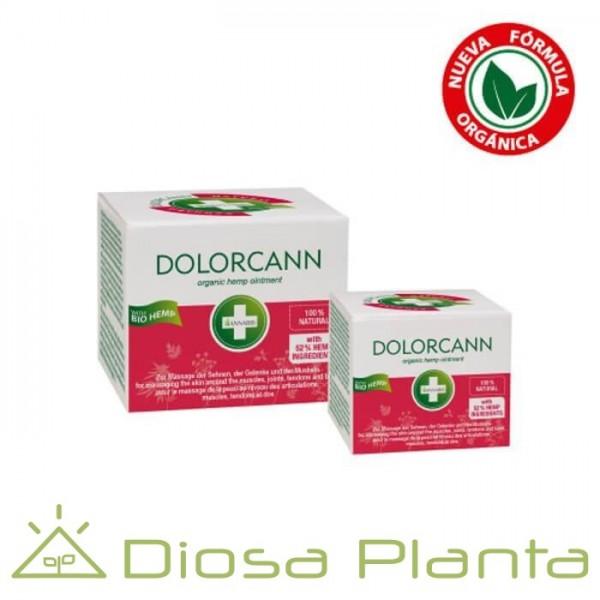 Dolorcann organic 50 ml