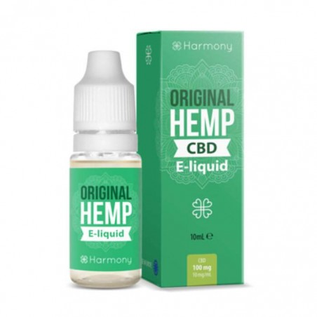 Harmony - Original Hemp CBD e-liquid