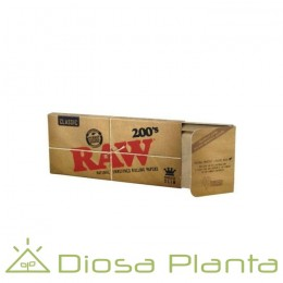 Papel Raw King Size Slim 200