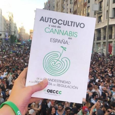 Autocultivo y uso de Cannabis en España (OECCC)