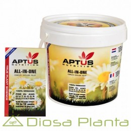 All in one Pellet de Aptus
