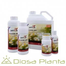 All in one Liquid 5L de Aptus