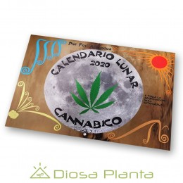 Calendario lunar cannábico...