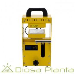 Prensa Qnubu Press Pro Hidráulica 6 Tn (PLACA 12 X 12 CM)