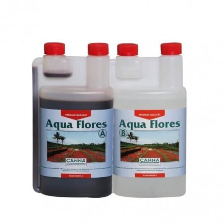 Aqua Flores A y B (Canna)