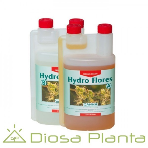 Hydro Flores A y B (Canna)