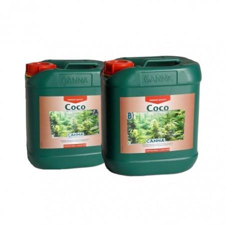 Coco A y B de 5, 10 y 20 litros