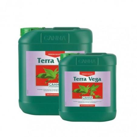 Terra Vega (Canna) de 5  y 10 litros