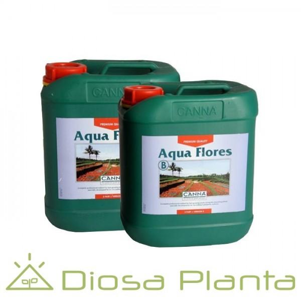 Aqua Flores A y B (Canna) de 5 litros