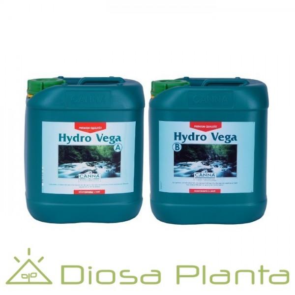 Hydro Vega A y B (Canna) de 5 litros