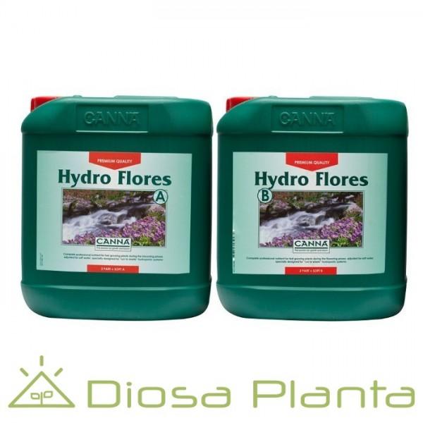 Hydro Flores A y B (Canna) de 5 litros