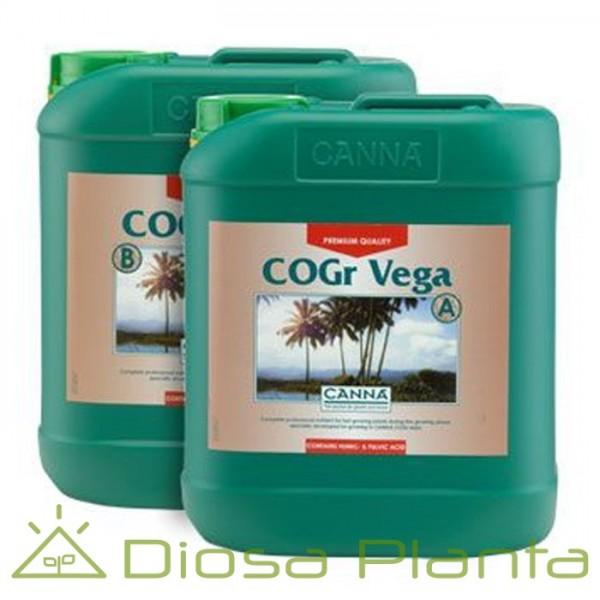 COgr Vega A y B (Canna) de 5 litros