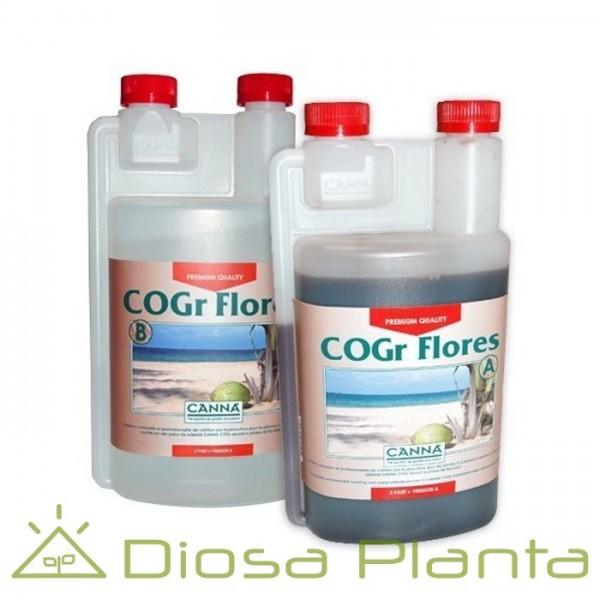 COgr Flores A y B (Canna) de 1 litro