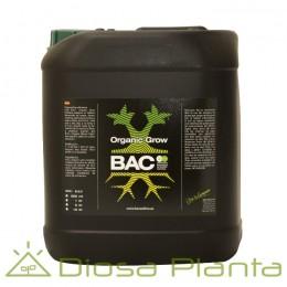 BAC Organic Grow de 5 y 10 litros