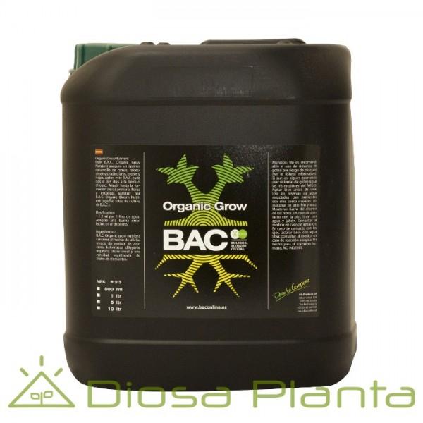 BAC Organik Grow de 5 litros