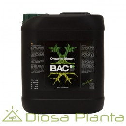 Organic Bloom de 5 litros
