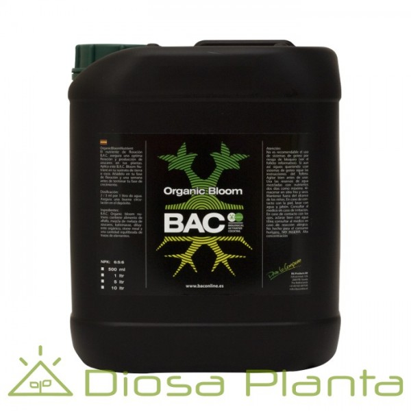 BAC Organik Bloom de 5 litros
