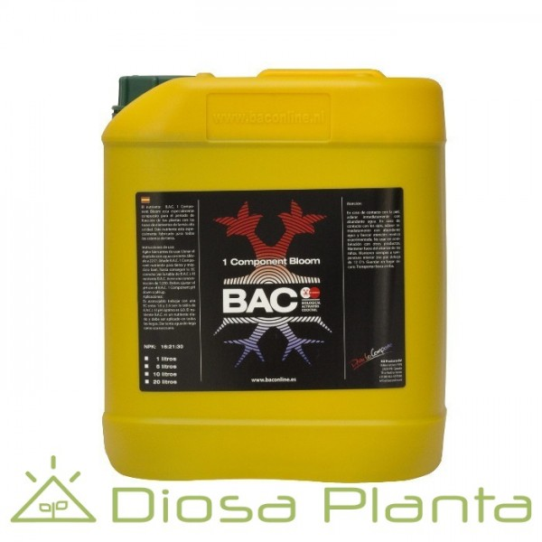 Bac 1 Component Bloom de 5 litros